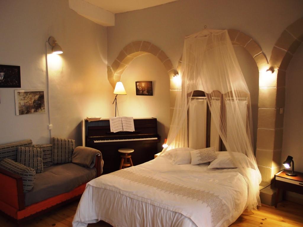 Les Hébergements Gîtes Hotel Commune De SaintAntoine LAbbaye - Chambre d hote saint antoine l abbaye