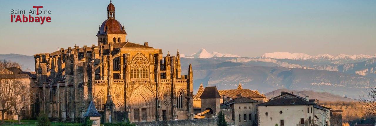 Accueil commune de saint antoine l 39 abbaye - Office de tourisme saint antoine l abbaye ...