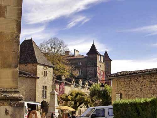 Tourisme commune de saint antoine l 39 abbaye - Saint antoine l abbaye office de tourisme ...